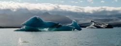 Ledovcové jezero jokulsadlón