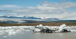 Ledovcová laguna breidarlón