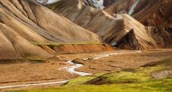 Landmanalaugar (Duhové hory)