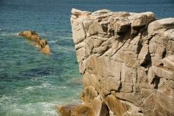 pobřeží Bretaně