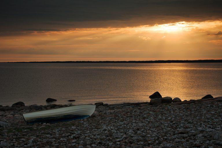 Pobřeží Švédska